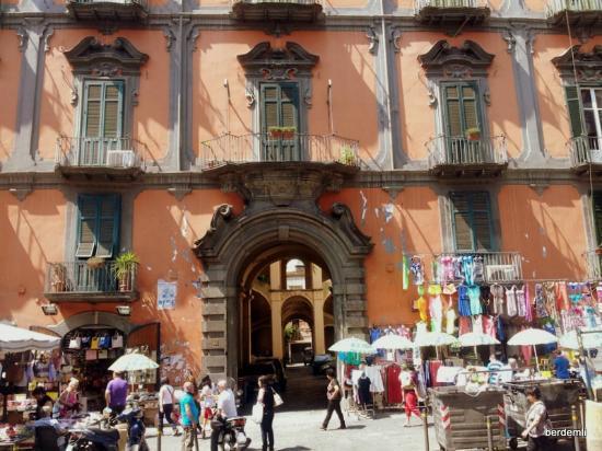 Centro Storico: Napoli Streets