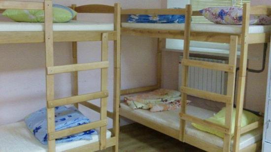 Smart Hostel: 12 Bed Dorm