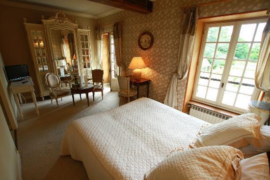 Domaine de Villeray : Room 3 in the mill