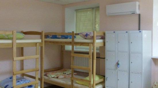 Smart Hostel: Rooms