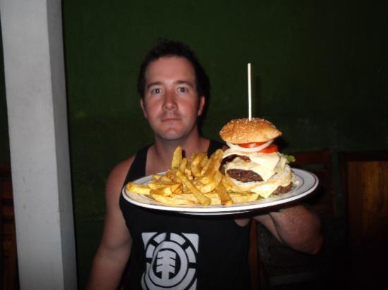 Alleycats: Aussie Burger