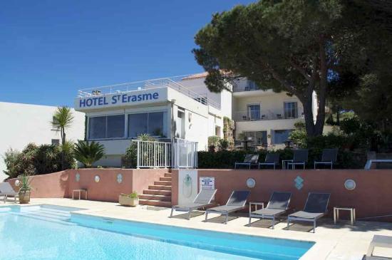 Hotel Le Saint Erasme
