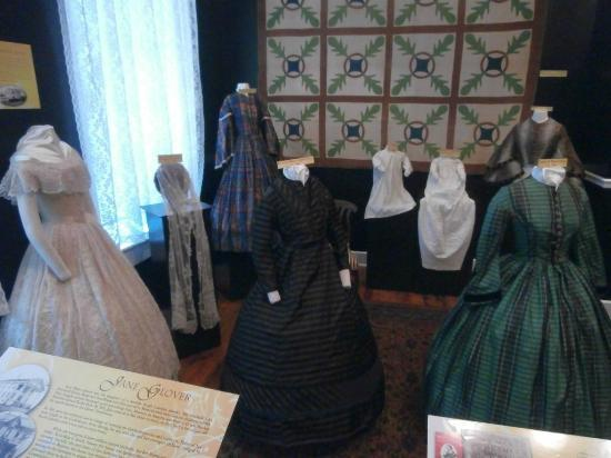 Marietta Museum of History: Dresses of the Civil War