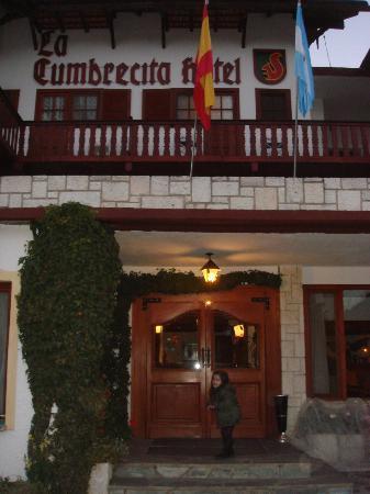Hotel & Resort La Cumbrecita : La entrada