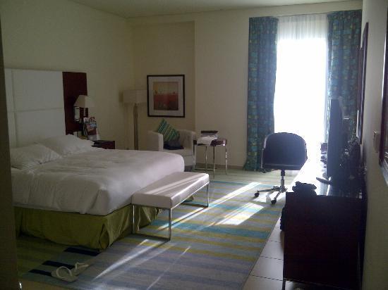 Hilton Dubai The Walk: Studio Sea View Room #0314