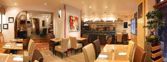 salles de restaurant photo de les halles houlgate tripadvisor. Black Bedroom Furniture Sets. Home Design Ideas