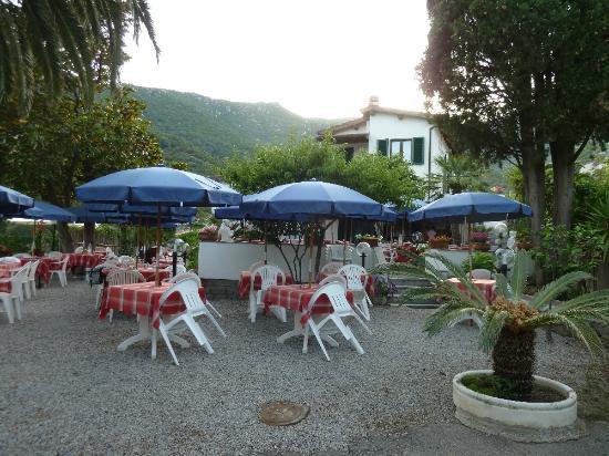 Seccheto, Italia: Zona Colazione