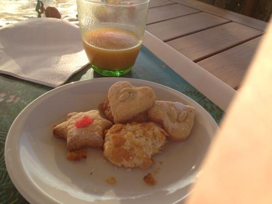 L'Acquacotta : I favolosi biscotti della signora Iannetta