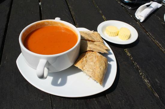 Vats Bar: Soup Of The Day (£3.95)