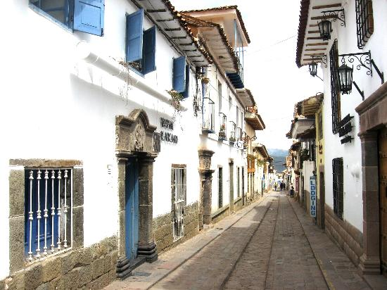 Hostal Arcano: The Hostal El Arcano, is located in the heart of the city of Cusco