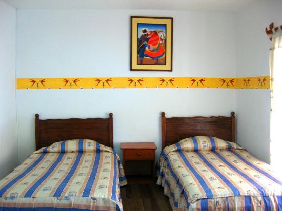 Hostal Arcano: Our service is personalized and we are ready to provide the best service to both domestic and fo