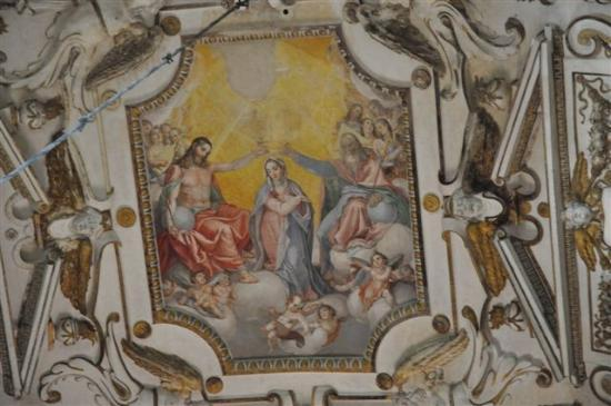 Tempio di San Biagio: ...Fresko....