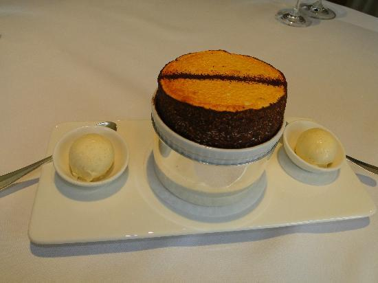 Restaurant Gordon Ramsay : Forgettable Souffle