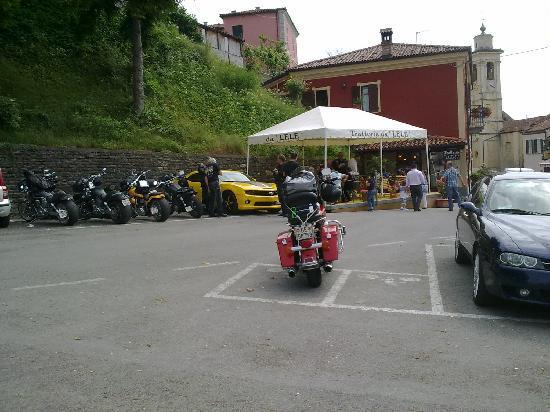 Murazzano, Italia: esterno
