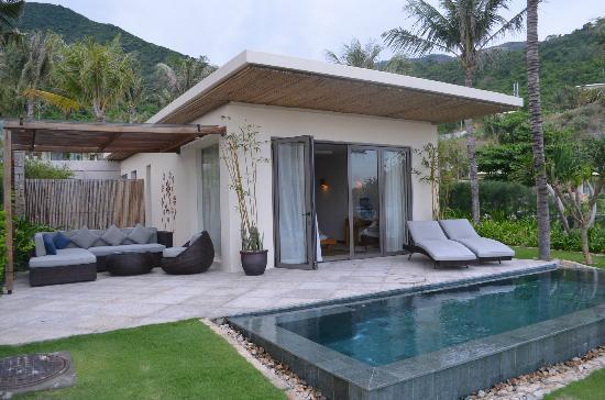 Mia Resort Nha Trang : The bungalow