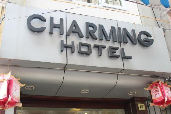 Hanoi Charming Hotel: Sign