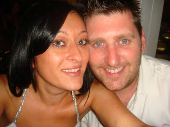 The Red Hart: Darren and Gabi