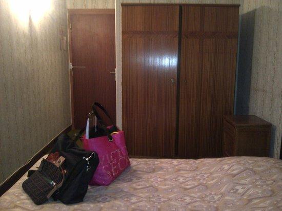 Grand Hotel du Parc : room 205