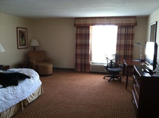 Hilton Garden Inn Panama City: nice room! big!