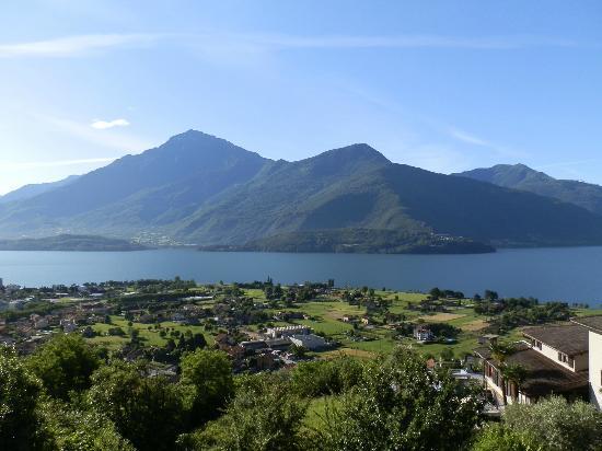 Alto Lago di Como: View from the room