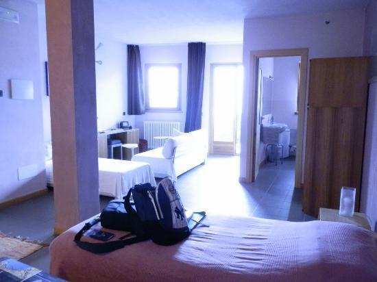 Alto Lago di Como: One of the rooms
