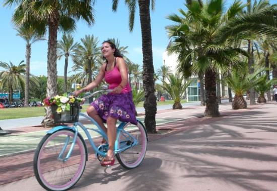 Cruising Barcelona Bike Tours