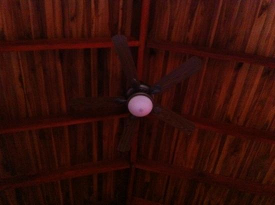 Rinconcito Lodge: unica luz y aire (unico)