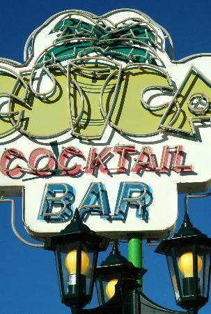 Montechoro Strip: Cocktails sind angesagt