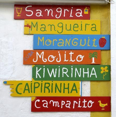 Montechoro Strip: Ueberall gekuehlte Getraenke