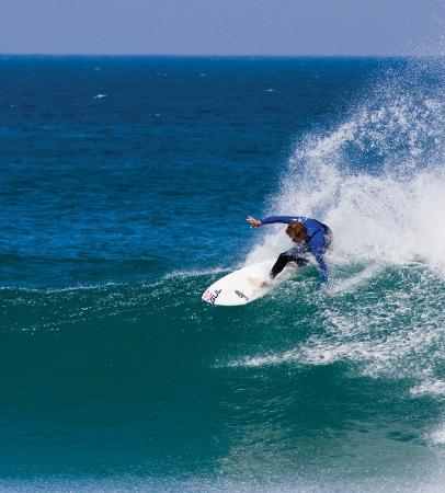 Extreme Academy: Catching a wave at Watergate Bay