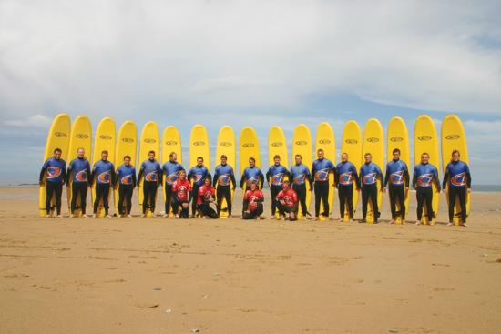 Extreme Academy: Surfing for all levels and all ages with fantastic instructors