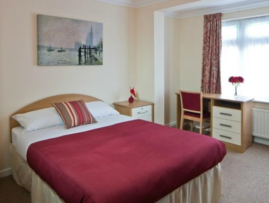 Montrose Guest House: Double Room