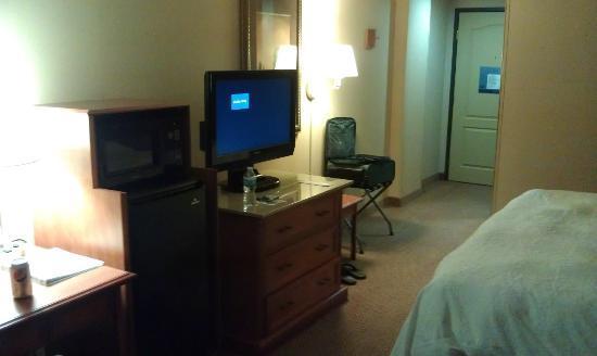 BEST WESTERN PLUS Denver Tech Center Hotel: TV