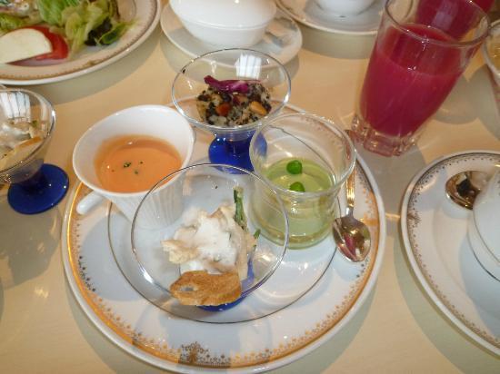 Tokyo DisneySea Hotel MiraCosta : ベッラ・ヴィスタラウンジでの朝食