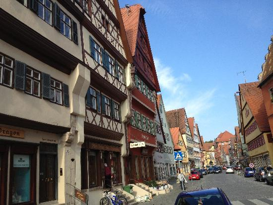 Hezelhof Hotel: Hotel - außen