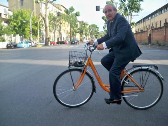 Cimabue 9: Everyone rides a bike