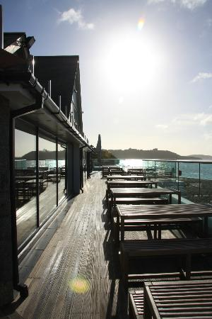 Photo of Gylly Beach Cafe in Falmouth, , GB