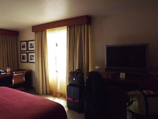 The Paramount Hotel: Another room view.
