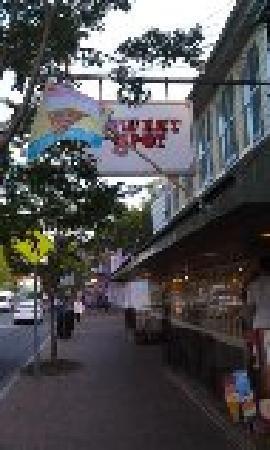The Sweet Spot: Street view