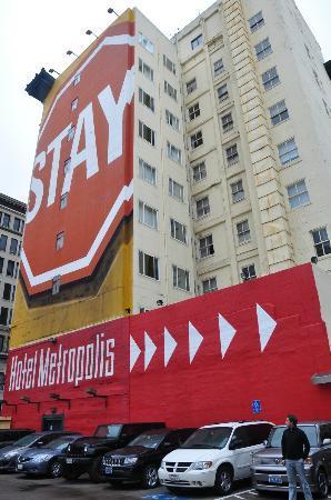Hotel Metropolis San Francisco Tripadvisor