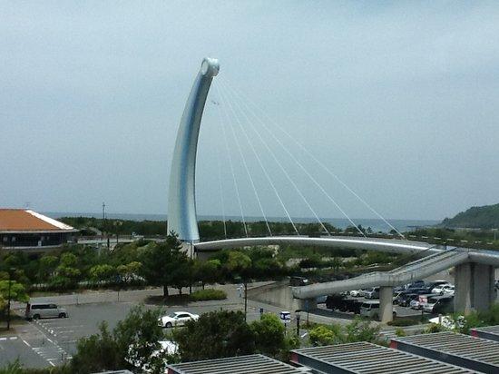 浜田市, 島根県, 12.05.19【アクアス】水族館から見える景色②