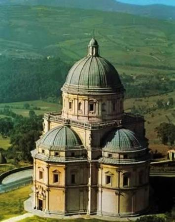 Todi, إيطاليا: Santa Maria della Consolazione 