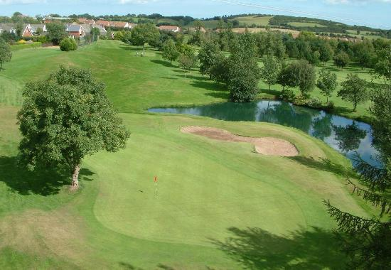 Downpatrick Golf Club: Signature Hole - 11th Green