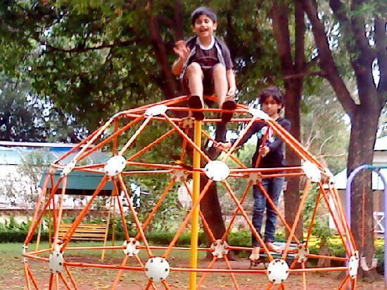 Hotel Highlands: Children play area
