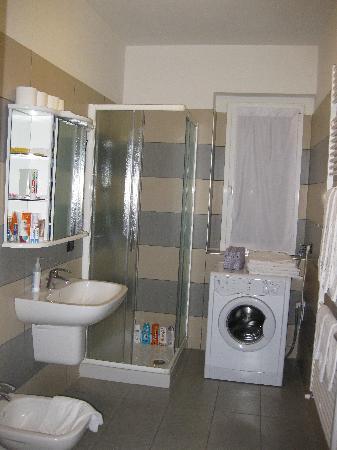 Residenza XX Settembre: baño