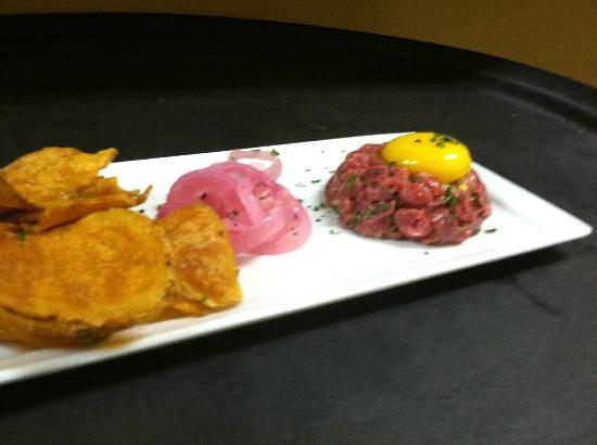 Sophie's Steakhouse : Steak Tartare