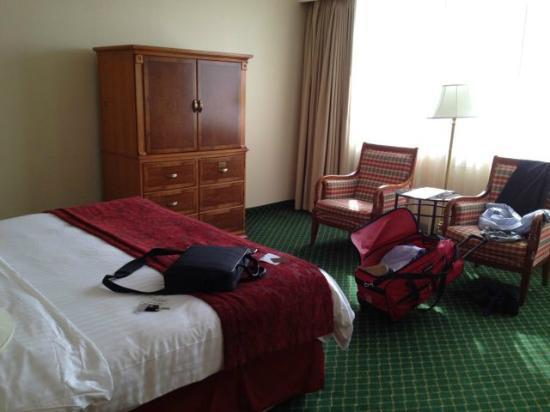 Renaissance Manchester City Centre Hotel: room