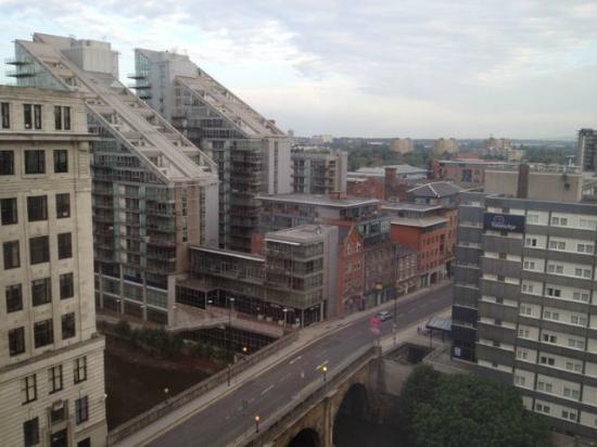 Renaissance Manchester City Centre Hotel: View