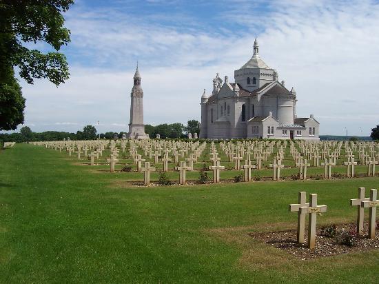 Necropole Nationale Francaise de Notre-Dame de Lorette