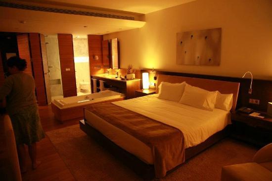 Ibiza Gran Hotel : The room....